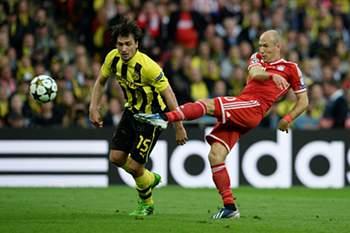 «Bayern mereceu vencer»