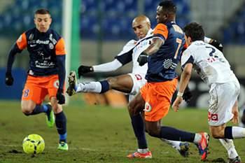 Montpellier vinga-se do Sochaux