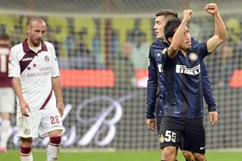 Inter Milão ascende ao quarto lugar