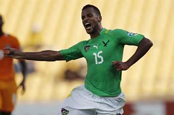 Togo reconhece que utilizou jogador que estava suspenso