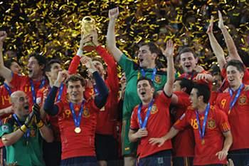 Oito campeões estarão no Brasil