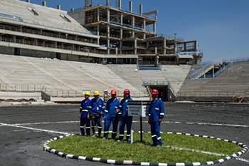 Arena de São Paulo vai ser entregue em 31 de dezembro de 2013