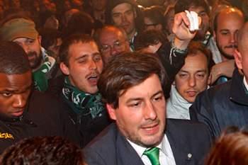Bruno de Carvalho deverá tomar posse na quinta-feira