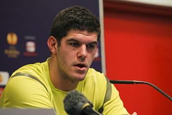 Forster pede conselhos a Baldé sobre Benfica