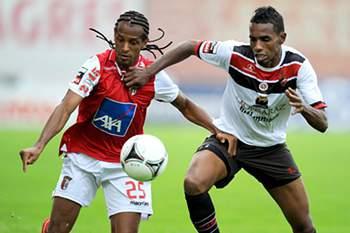 SC Braga procura acabar com jejum de vitórias