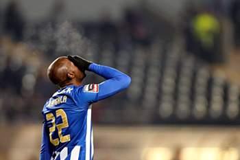 671 dias depois, o FC Porto perdeu
