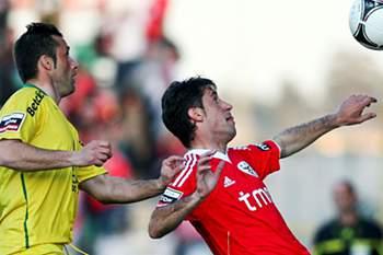 «Javi está a fazer um grande trabalho no Benfica»