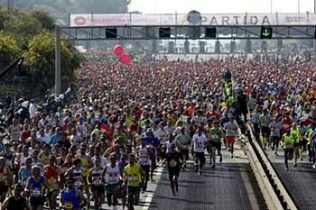 Meia maratona de Almada quer chegar aos 5 mil participantes