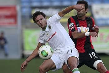 Rio Ave vence Olhanense com golo de Ukra