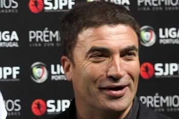 João Pinto feliz pelo título de campeão da II Divisão