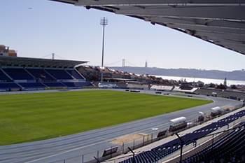 Benfica-Gil Vicente vai ser no Restelo