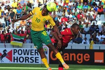 Moçambique perde na estreia no CHAN2014