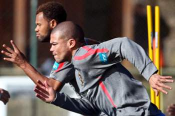 Equipa de Portugal treina em Óbidos às 16h30