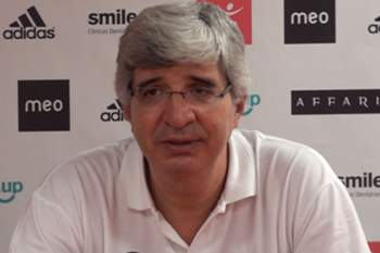 «É com muito prazer que regresso ao Benfica»