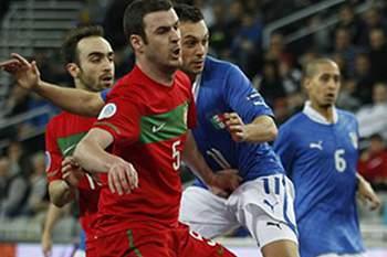 «Itália mostrou-se bastante superior a Portugal»