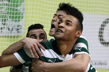Sporting defronta Dramático de Cascais na meia-final