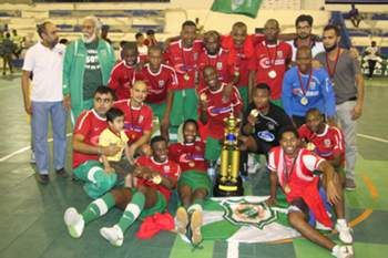 Iqbal é o novo rei do futsal de Maputo