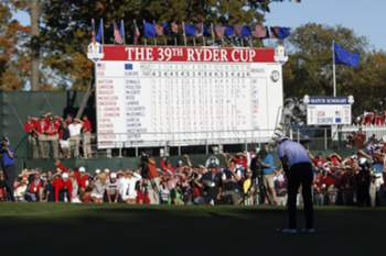 Estado de Nova Iorque recebe Ryder Cup em 2024