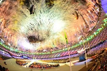 Há um ano acendia-se a chama olímpica