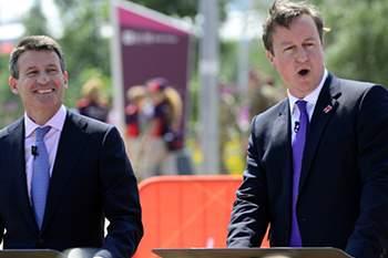 David Cameron não vai boicotar Jogos de Stochi