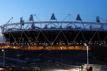 Estádio Olímpico de Londres fechado até agosto de 2015