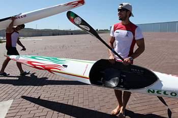 Federação e Fernando Pimenta concentrados no êxito do K2