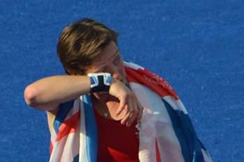 Polícia londrina recuperou medalha olímpica