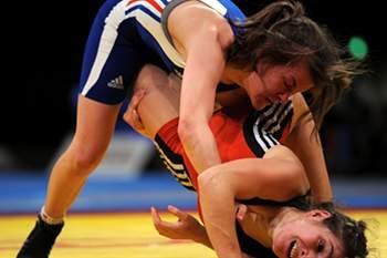 Luta fica no programa olímpico após 2016