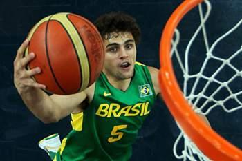 Brasil eliminado na 1.ª fase de qualificação