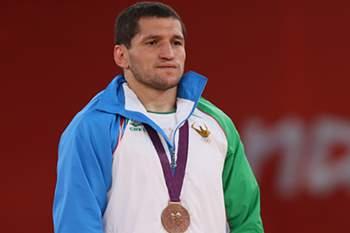 Tigiev perde medalha de bronze olímpica de luta livre por doping