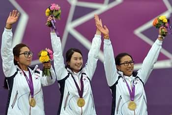 Equipa feminina da Coreia do Sul campeã pela sétima vez consecutiva