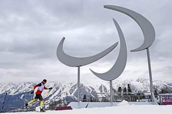 Ucrânia confirma participação nos Jogos Paralímpicos de Sochi2014