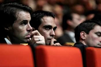 Contador vê Saxo Bank motivada para ganhar o Tour