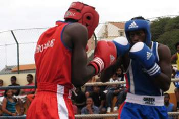 Adiado Campeonato de Boxe da Zona I Africana