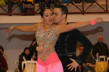 Ana Almeida e Sérgio Costa em 18º nos Jogos Mundiais