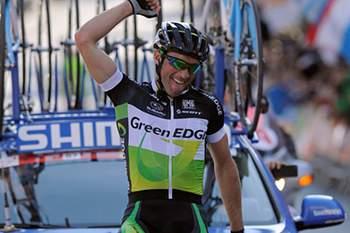 Albasini soma terceiro triunfo na Volta a Romandia