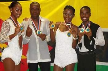 Moçambique com seis medalhas no «Summer Challenge Dance Competition»