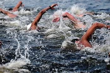 Campeões de natação em águas abertas definidos em Rio Maior