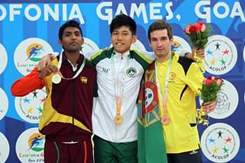 """Portugal """"fecha"""" Wushu com 13 medalhas"""