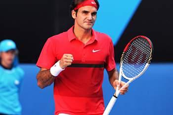 Federer nas meias-finais de Halle