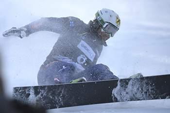 Campeonato de Snowboard decide-se este fim de semana