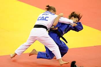 """""""Importante é consolidar o meu judo"""""""