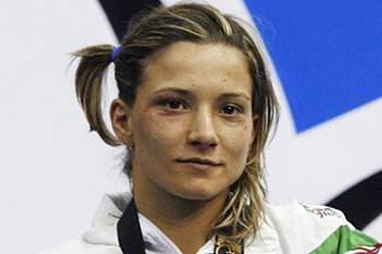 Telma Monteiro conquista ouro em Varsóvia