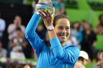 Ana Ivanovic vence torneio de Monterrey