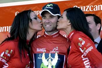 Valverde faz o 'tri' na Volta à Andaluzia