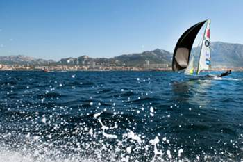 Frente Atlântica do Porto vence candidatura ao Europeu de Vela de 2015