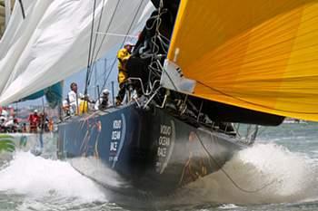 China participa pela terceira vez na Volvo Ocean Race