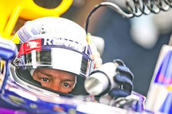 Vettel penalizado em cinco lugares em Espanha