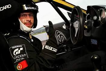 Miguel Faísca vence no Dubai depois de ganhar concurso de corridas virtuais
