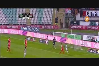 23ª J: V. Setúbal - SC Braga 16/17